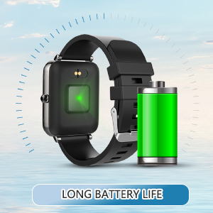 Long Battery Life