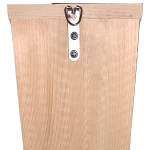 Wakefield Mini Bat Box Shelter is easy to mount on a pole, tree, or side of a building.