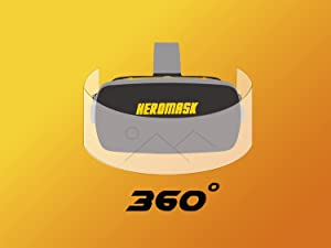 360 vr headset heromask immersive experience goggles