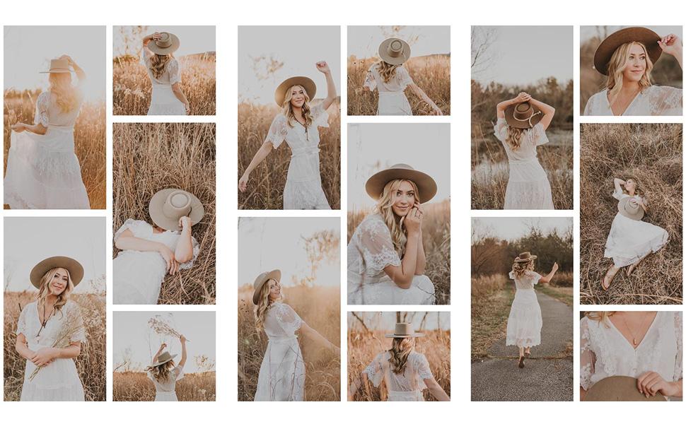 Bdcoco Lace dresses
