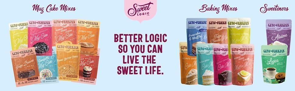 sweet logic mug cakes