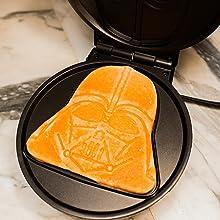 Darth Vader Uncanny Brands Waffle Maker