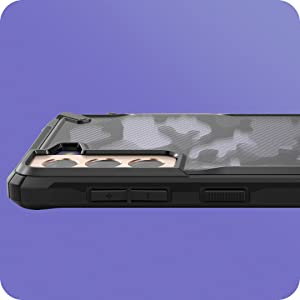 Ringke Fusion-X Case compatible with Galaxy S21+