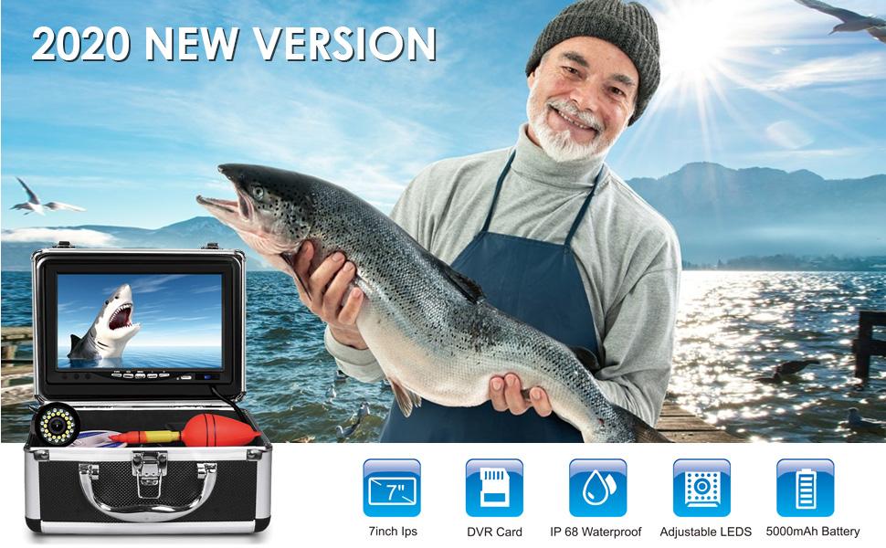 underwater fishing camera