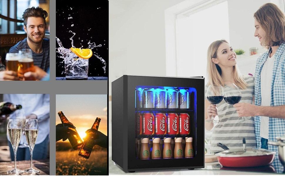 mini fridge small fridge