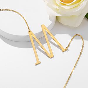 sideways initial necklace sideways silver initial necklace silver inital necklace letter necklaces
