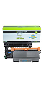 US Stock 5PK TN450 Toner 2PK DR420 Drum Unit for Brother DCP-7060D DCP-7065DN