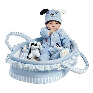 Paradise Galleries reborn baby dolls, doll, lifelike realistic toddler baby doll, muneca para ninas