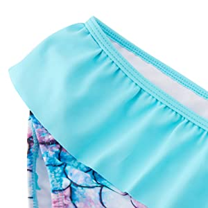 Ruffle Swimsuits for Girls