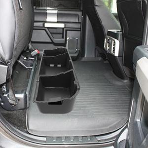 Under seat organizer
