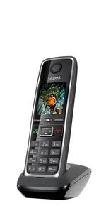 Gigaset C530H additional handset system extension accessory handset