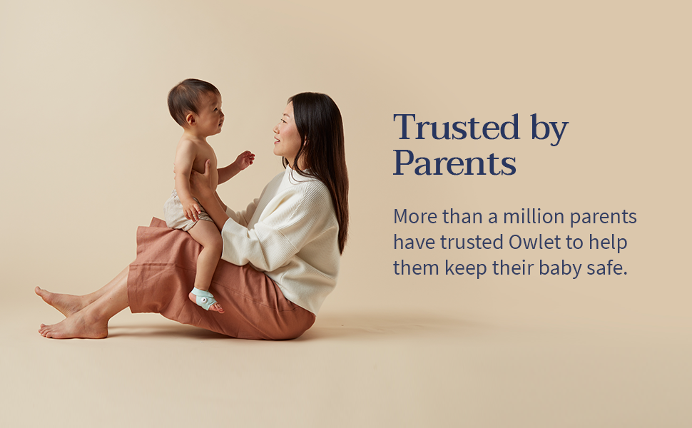 trusted by parents