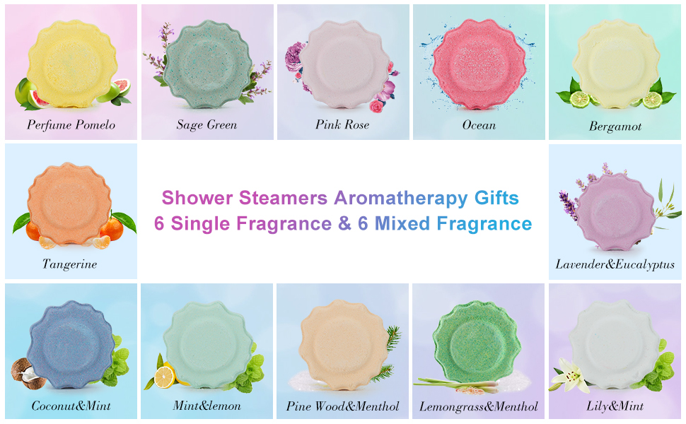 unique birthday gifts for women spa gifts for women shower steamer relaxation gift set for women