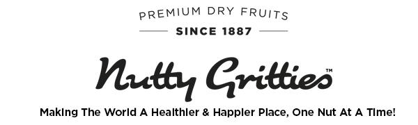 Nutty Gritties logo