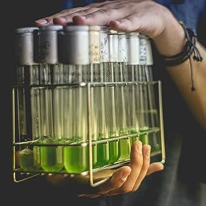 Suplemento de Cúrcuma y Spirulina | Antiinflamatorio Natural | Producción 100% Orgánica y Natural | Efecto Antiinflamatorio y Antioxidante Combinado | ...