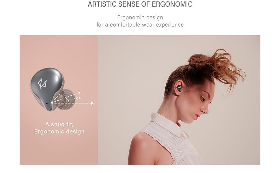 TWS wireless bluetooth earbuds
