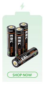 Batterie Ricalicabili