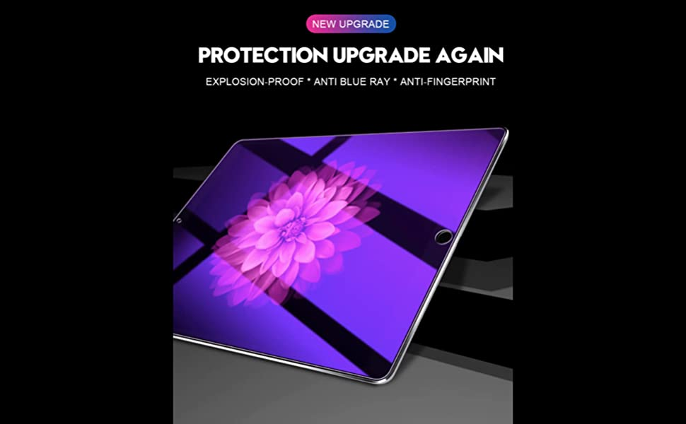 explosion proof anti blue light anti fingerprint