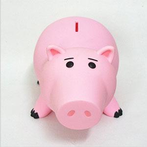 Creamily/® Toy Story Hamm Sparschwein Rosa Pig Sparb/üchse Kunststoff Sparschwein f/ür Kindergeburtstagsgeschenk mit S/ü/ßem Paket
