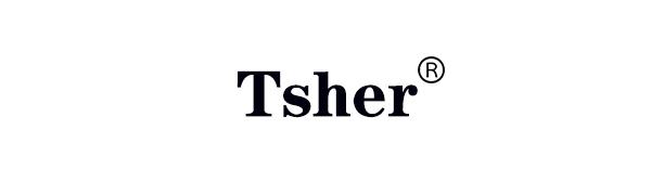 Tsher Women's Denim Jacket