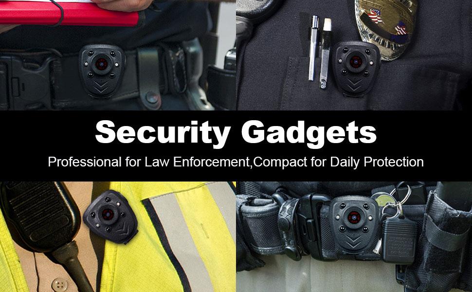 mini cop camera