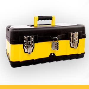portable lockable tool boxes