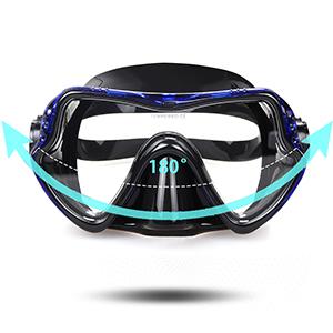 Diving Mask Scuba Snorkeling Dive Mask for Scuba Diving