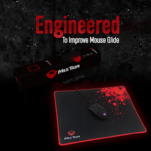 MT-P110 MEETION, gaming mouse pad, mouse pad deal, cheap, good quality, waterproof