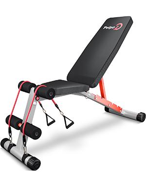pelpo, weight bench adjustable
