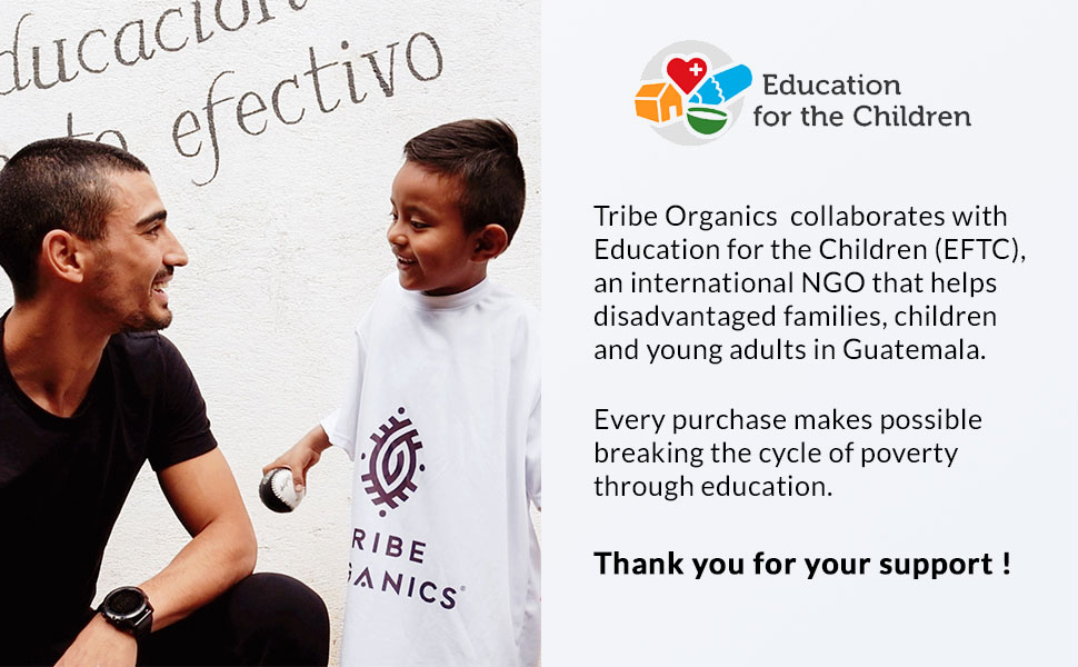 Tribe organics education for the children NGO
