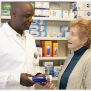 pharmacist doctor recommended good for elderly senior friendly