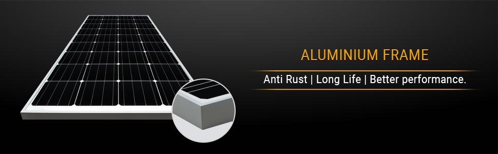 Aluminius Frame