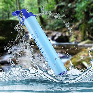 bolsa Molle Herramientas t/ácticas de defensa contra el trauma t/áctico Pero bolsa para acampar Senderismo Aventura Pesca Hurac/án purificador de filtro de agua personal Paja Equipo de equipo de supervivencia EDC de emergencia
