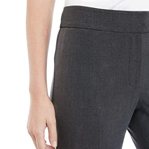 wide contour waistband.