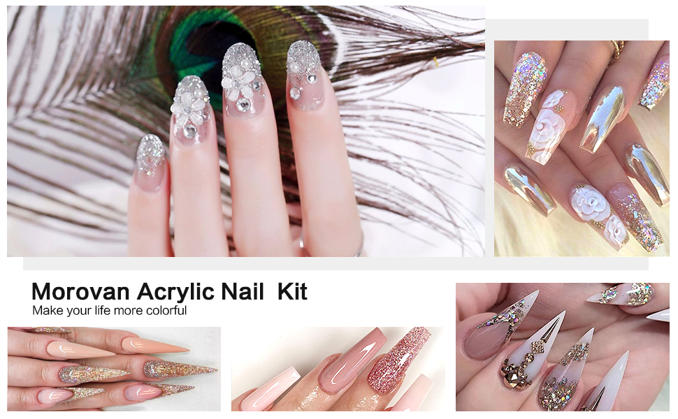 acrylic nail kit 07