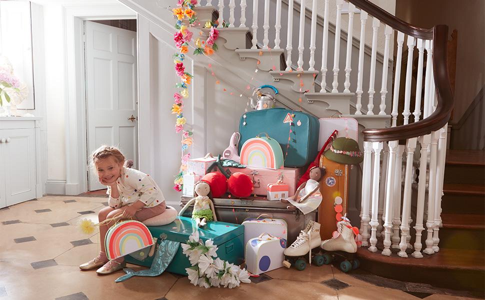 Meri Meri Suitcases