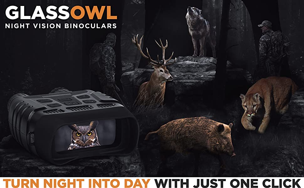 night vision binoculars for adults