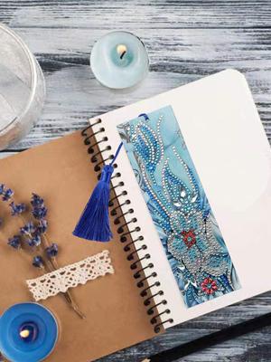 Diamond Painting Bookmark USE