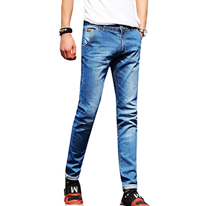 straight fit jeans for men