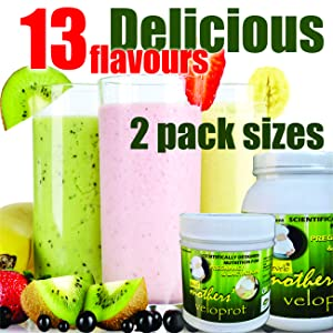 FLAVOURS PROTEIN