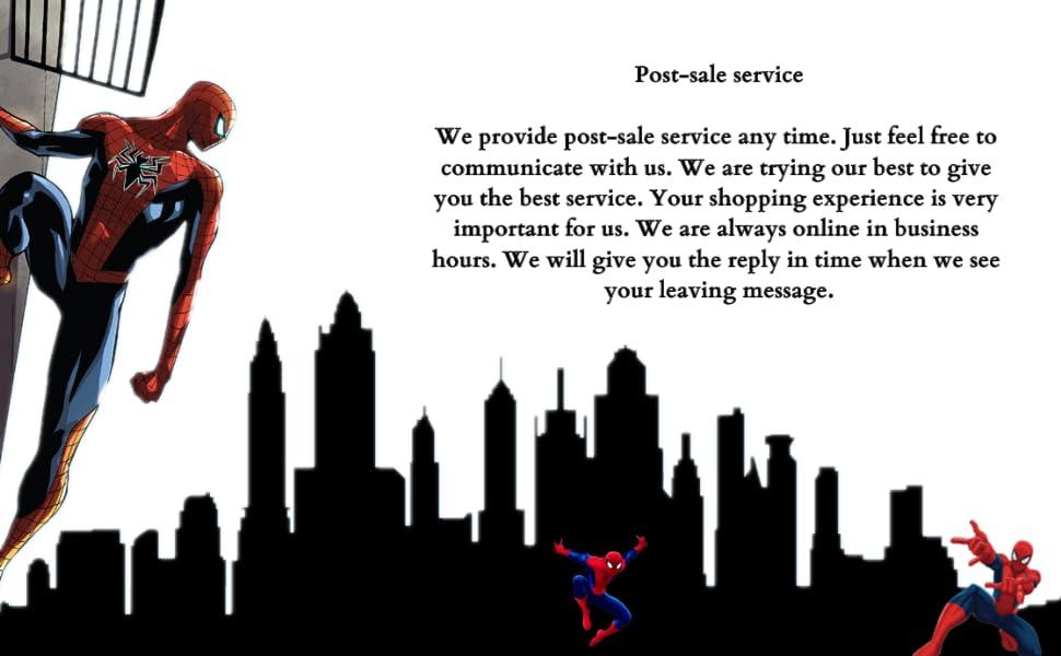 Post-sale service