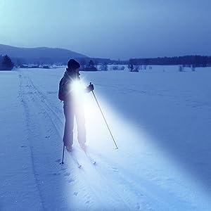 ski lamp, hunting headlamp runners headlamp running headlamp