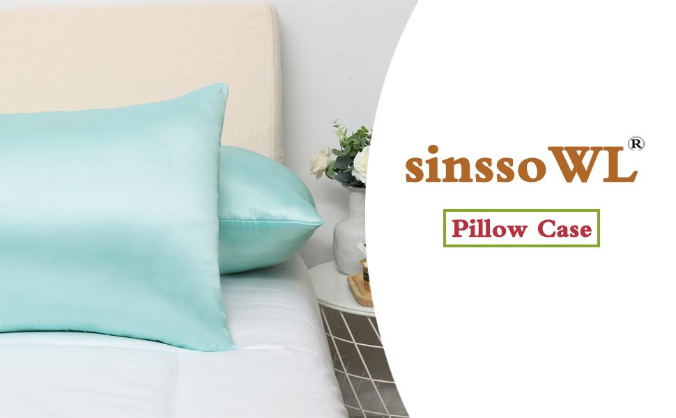 aqua bed pillowcases
