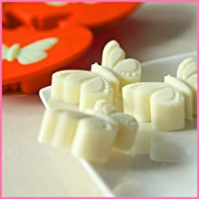 butterfly shape chocalate silicone molds for candy melts