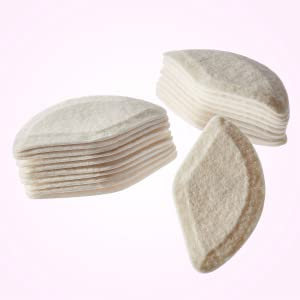 stack of arch pads