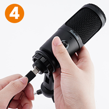 USB Microphone Condenser Microphone Computer Microphone