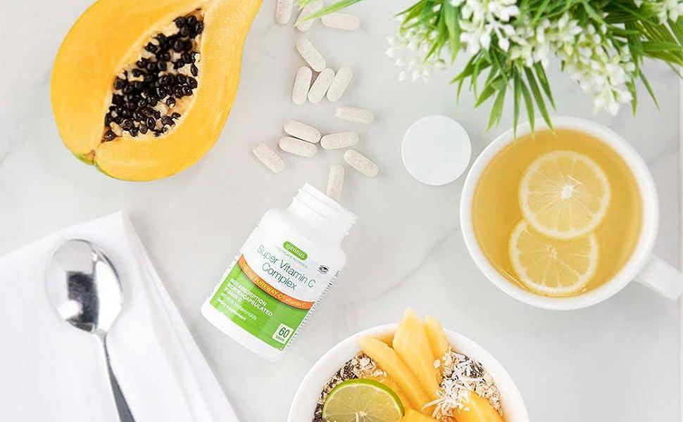 vitamin c complex super pureway
