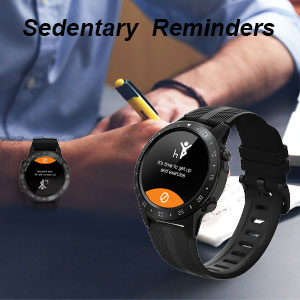 smartwatches with sedentary reminders