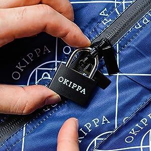 OKIPPA専用南京錠の画像