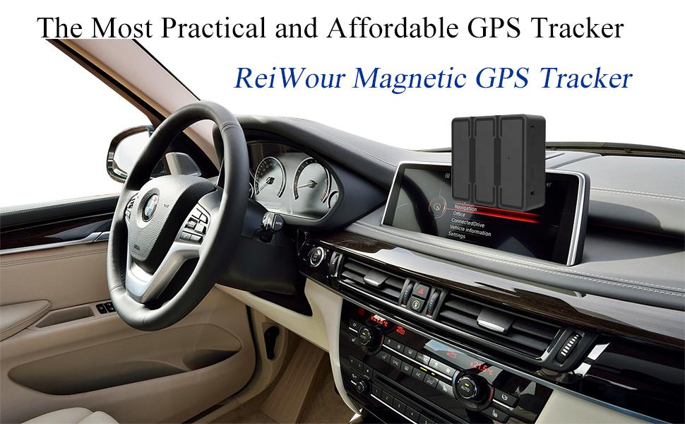 Reiwour magnetic gps tracker
